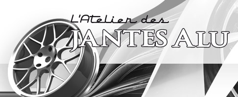 Logo L'Atelier des Jantes Alu